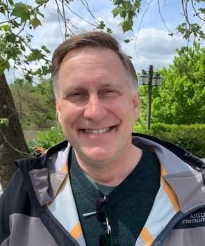 Photo of Tim Smiling taken in Hermann Missouri